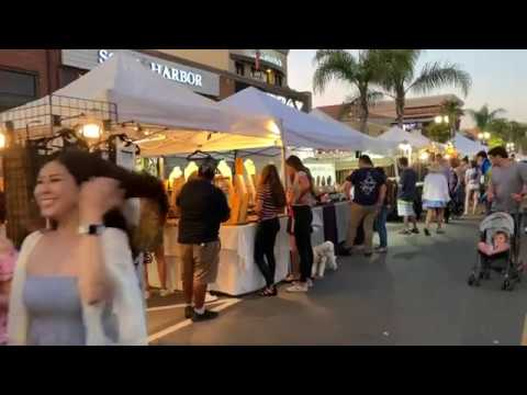 Huntington Beach Surf City Nights Street Fair And Certified Farmers Market (AA: 19)