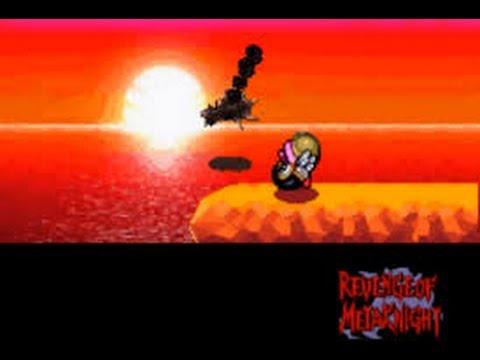 Kirby Super Star Part 3 Revenge of Meta Knight