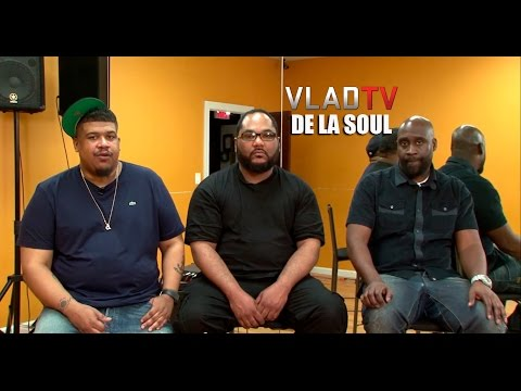 "De La Soul on ""Eminem Is King"" Comment: There Are Many Kings"