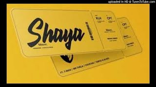 Mshayi - Shaya feat. T-Man, Mr Thela, Chustar, Taboo no Sliiso