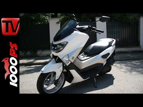 2015 | Yamaha NMax 125 Test  |  125er Roller Testserie