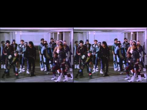 Michael Jackson   Bad Original VS  Remastered Music Video