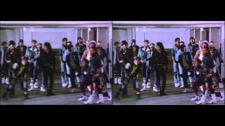 Michael Jackson   Bad Original VS  Remastered Music Video