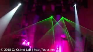 Cs-Cs: Обзор моего домашнего светового оборудования (демо-свет) / My Home Stage Lights (demo)