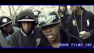 HOODLUM - BOSSMAN / NO FEAR (Dir By Hood Films Inc)