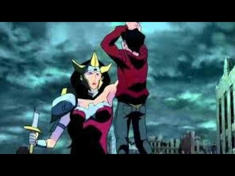 Wonder Woman kills Shazam And Aquaman| Brutal Kill|
