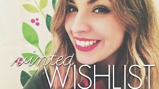 Christmas Wishlist // Vinted Edition Thumbnail