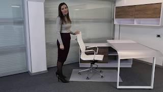 видео обзор: коврики под кресло