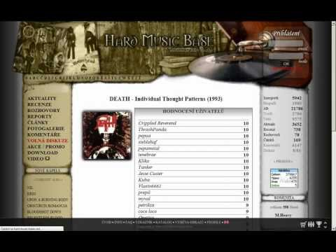 DEATH - Hard Music Base webzine
