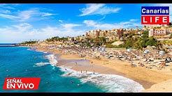 📹🔴 LIVE WEBCAM from Playa del Duque Adeje Tenerife