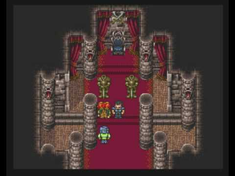 Let's Play Final Fantasy VI #15 - Don't Drink The Water