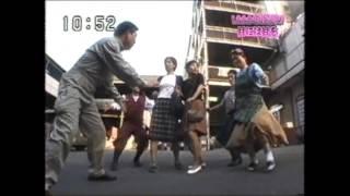 日本TV 「峰竜太のほんのひるめしまえ」≪保安員は見た≫ 再現ドラマ