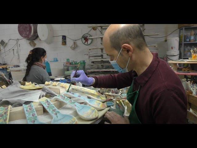 Montelupo Fiorentino, la ceramica e l'attesa per il ponte