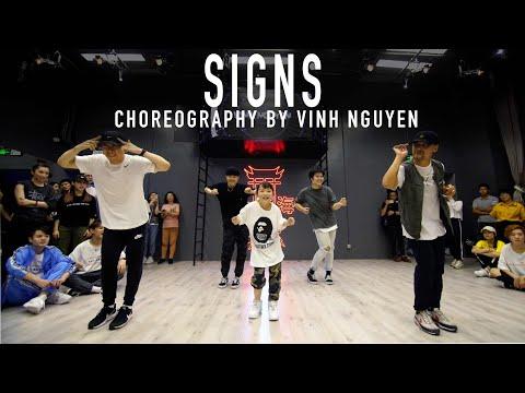 "Snoop Dogg Ft. Justin Timberlake ""Signs"" Choreography By Vinh Nguyen"