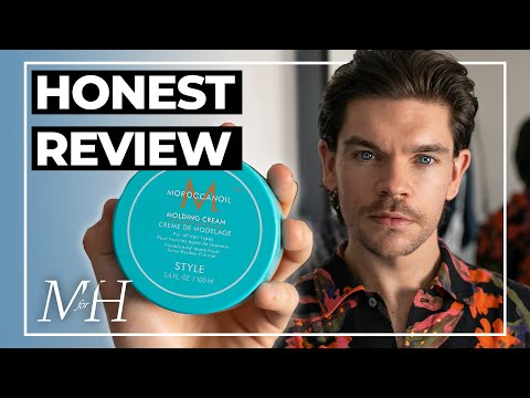 Moroccanoil Molding Cream | Good For You? | Honest Review