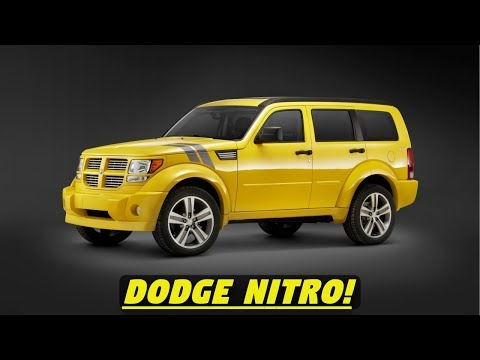 Dodge Nitro - History, Major Flaws, & Why It Got Cancelled! (2007-2012)