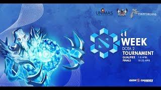 UNIMAS IT Week 2018 Dota2 - GRAND FINALS - UNIMAS eSports Squad A vs Swinburne Miracle - BO3