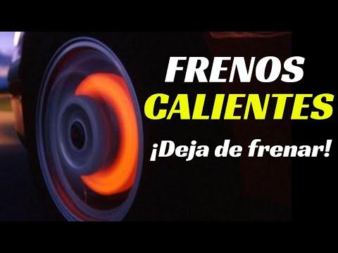 Qué hacer si los FRENOS se CALIENTAN y Cómo Evitarlo | Velocidad Total
