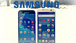 Samsung Galaxy A5 2017 vs Galaxy S7 edge - Which Galaxy is Best For You?