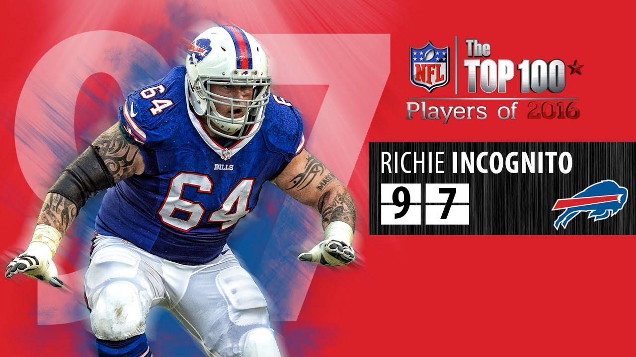 97 Richie Incognito G Bills