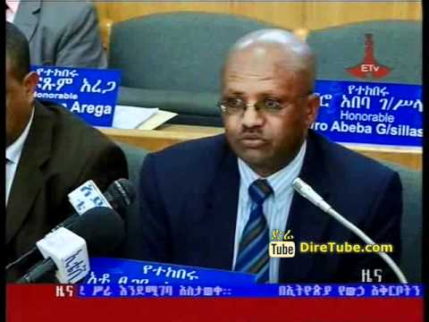 Ethiopian News - Addis Ababa City Replaced Peoples on Administration