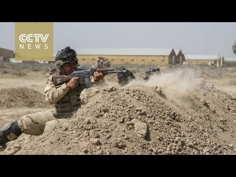 Battle for Mosul: ISIL sends 'suicide squads' to Iraqi stronghold