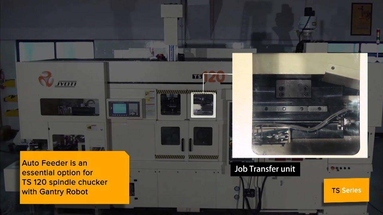 TS 120 - Jyoti CNC Automation Ltd