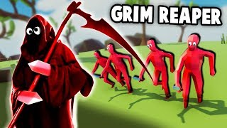 TABS Grim Reaper!  Hobbit Lord of the Rings Battles & More! (Totally Accurate Battle Simulator TABS)