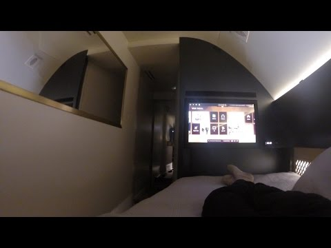 My $23,000 flight on the Etihad First Class Residence & Apartment for $104