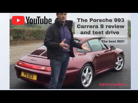 The Porsche 993 Carrera 2 S - their final air-cooled materpiece.