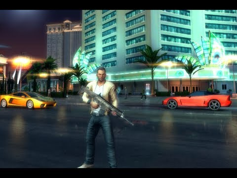 Gangstar Vegas - OFFICIAL Trailer - iOS & Android
