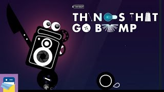 Things That Go Bump: Apple Arcade iOS Gameplay Part 1 (by Tinybop)