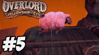 Overlord Fellowship of Evil - Gameplay Walkthrough Part 5 [ HD ]