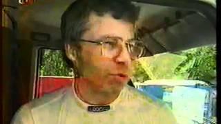 Rallye Český Krumlov 1997 (česká televize)