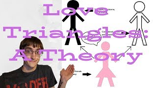 Gambar cover Love Triangles: A Theory