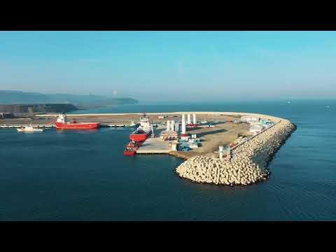 Zonguldak-Filyos Limanı Cumhurbaşkanımız Sn.Recep Tayyip Erdoğan'ın teşrifleriyle açılıyor