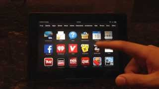 """Amazon Kindle Fire HD 7"""" (2013): Review"""