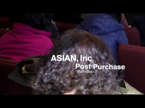 ASIAN, Inc.'s Homebuyer Post-Purchase Workshop