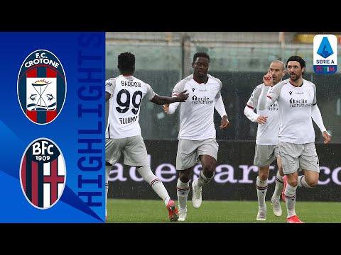 Crotone 2-3 Bologna | Gli emiliani ribaltano il risultato in 45 minuti | Serie A TIM