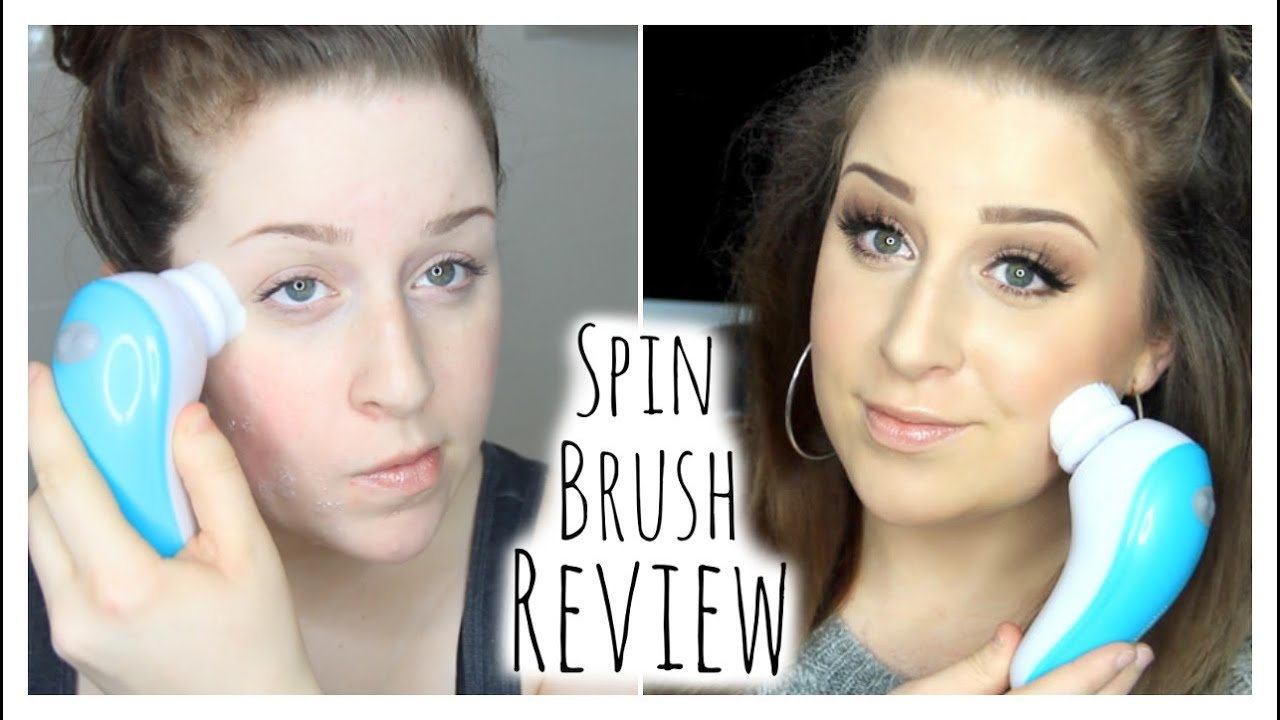 Affordable Facial Cleansing Brush Review Demo Youtube