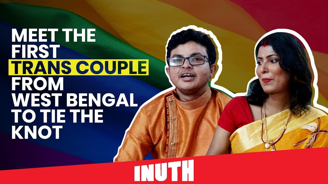 Download Meet The First Trans Couple From West Bengal To Tie The Knot