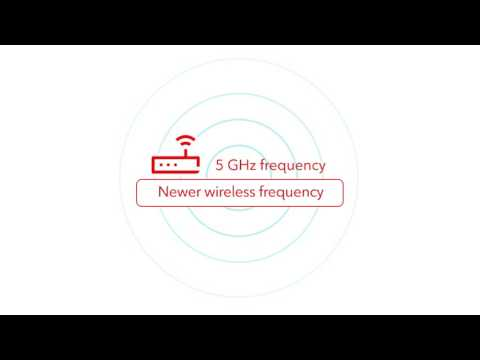 Your Home's WiFi: What does that 5G mean?