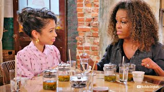 TEA WITH MICHELLE OBAMA • GIRL'S TRIP TO VIETNAM