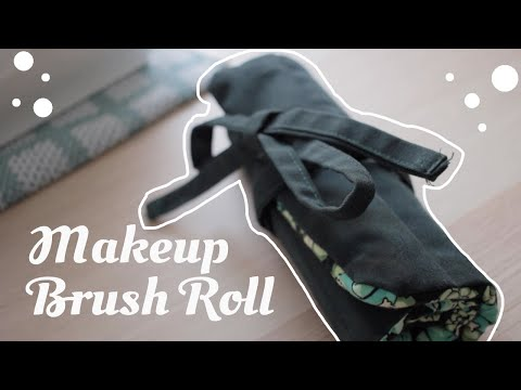 DIY Makeup Brush Holder (Cheap, easy and Eco-Friendly!)