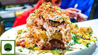 ROYAL CHAAT OF INDIA | Indian Street Food | Veggiepaaji Lucknow