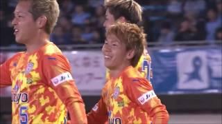 金子 翔太(清水)がJ1リーグ通算20000ゴールを決める!明治安田J1...