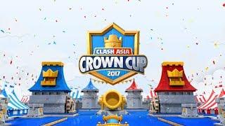 2017 皇室戰爭亞洲皇冠盃 - 預告影片