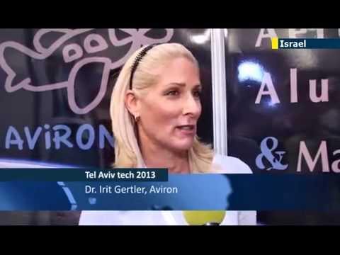 Tel Aviv Technology 2013: Trade forum showcases the latest in high tech Israeli innovation