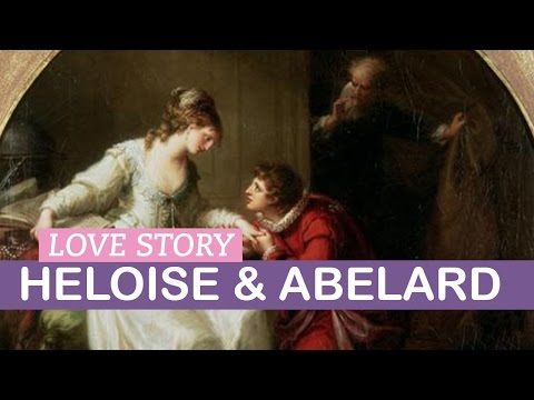Heloise And Abelard Love Story | LittleArtTalks