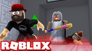 ROBLOX ESCAPE THE EVIL GRANNY'S HAUS